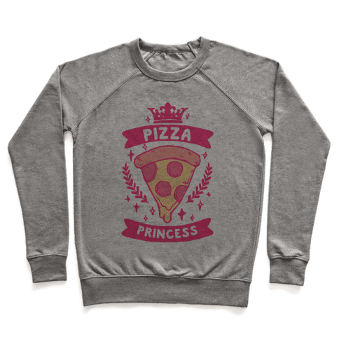 Pizza Princess Pullover