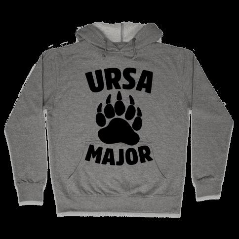 Ursa Major Hooded Sweatshirt