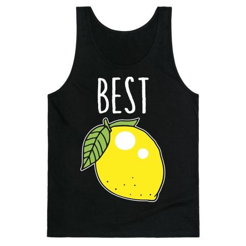 Best Friends: Lemon Tank Top