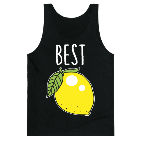 Best Friends: Lemon Tank Top