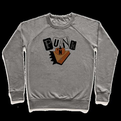 Punk N' Pie Pullover