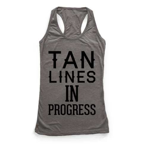 Tan Lines In Progress