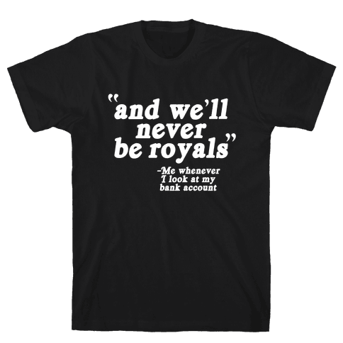 Royals Mens T-Shirt