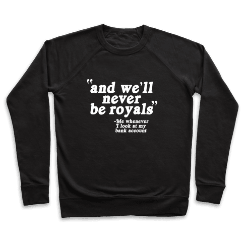 Royals Pullover