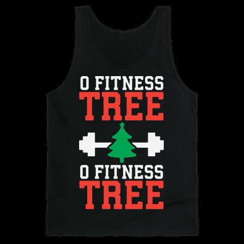 O Fitness Tree, O Fitness Tree Tank Top