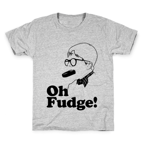 Oh Fudge! Kids T-Shirt
