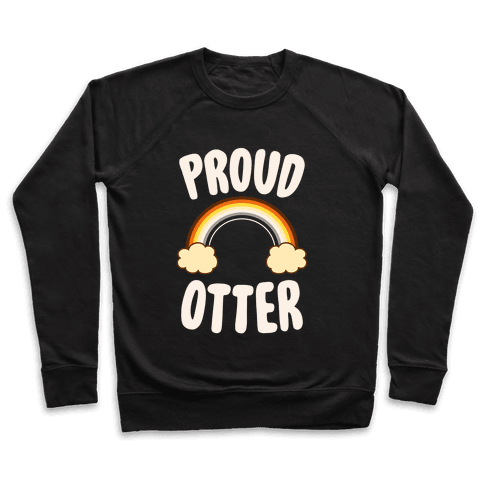 Proud Otter Pullover