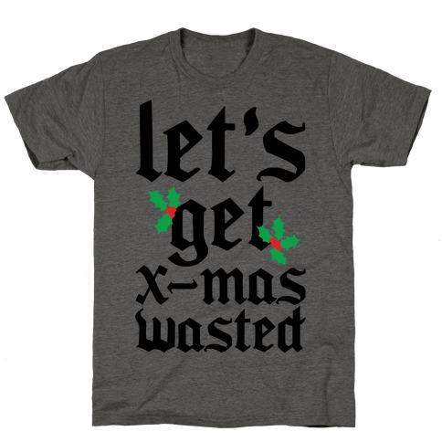 X-Mas Wasted T-Shirt