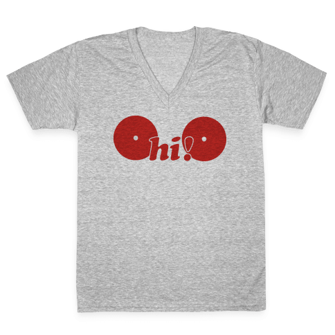 Ohi!O V-Neck Tee Shirt