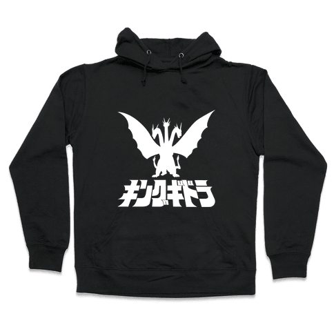 King Ghidorah Hooded Sweatshirt