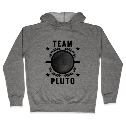 Team Pluto Hooded Sweatshirt