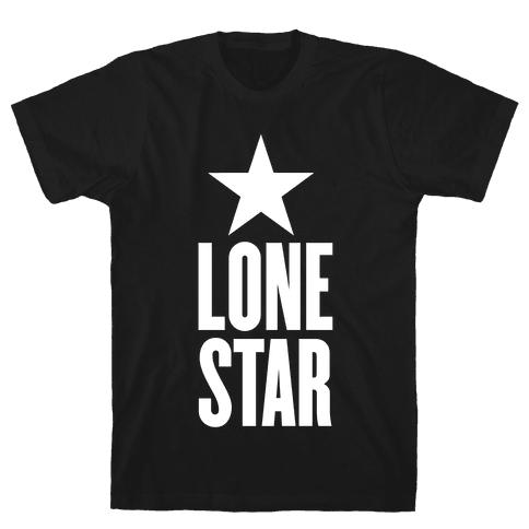 The Lone Star Mens T-Shirt