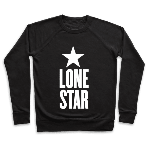 The Lone Star Pullover