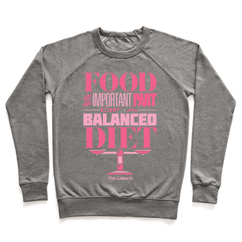 Food Diet Pullover