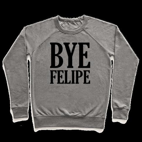 Bye Felipe Pullover
