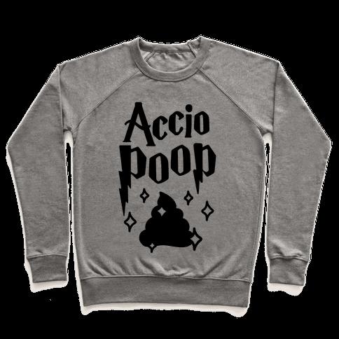 Accio Poop Pullover