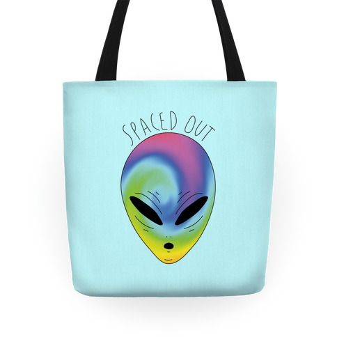Spaced Out Tote