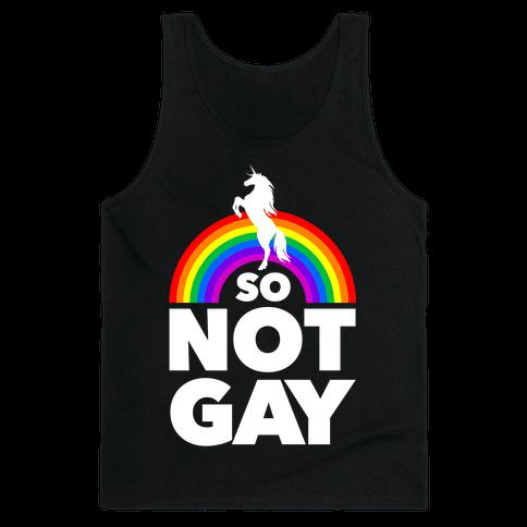 So Not Gay (Dark)