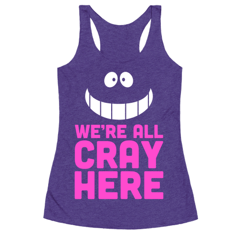 We're All Cray Here