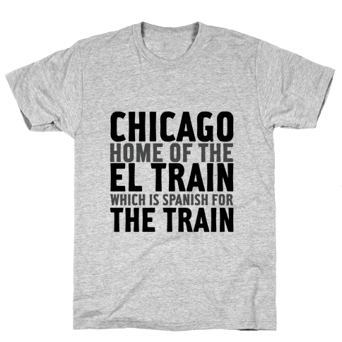 Chicago Mens T-Shirt