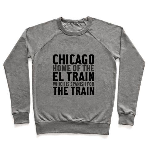 Chicago Pullover