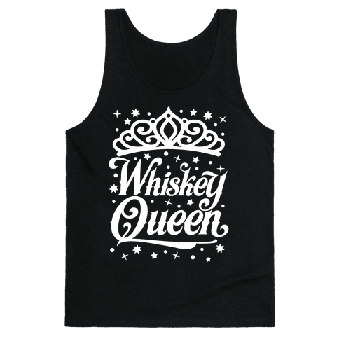 Whiskey Queen Tank Top