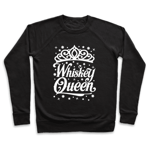 Whiskey Queen Pullover