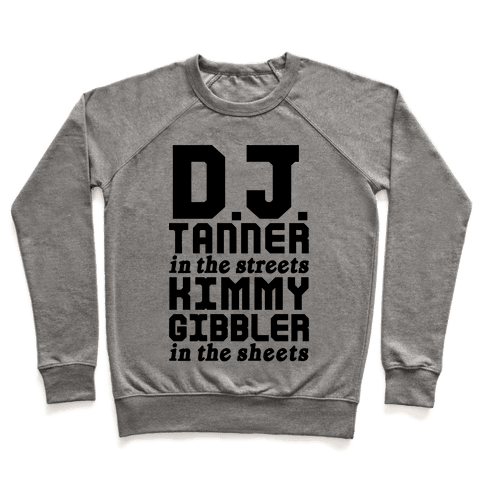 DJ Tanner In The Streets Pullover