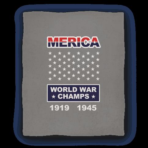 Merica WW Champs