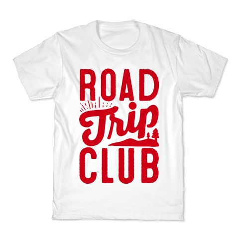 Road Trip Club Kids T-Shirt
