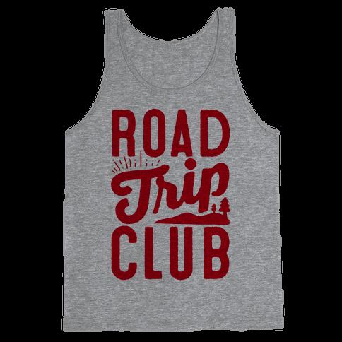 Road Trip Club Tank Top