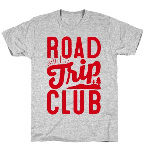 Road Trip Club T-Shirt