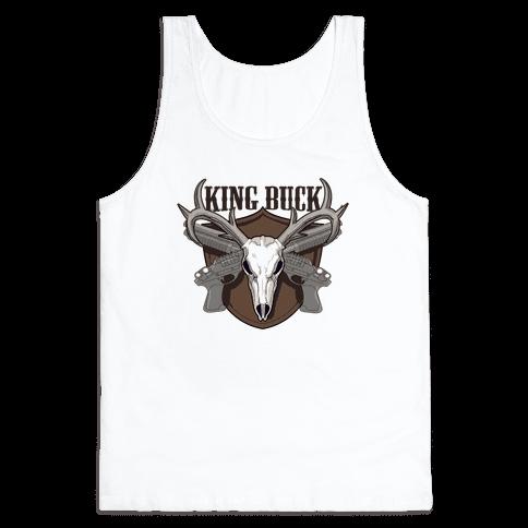 King Buck Tank Top
