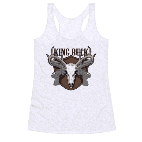 King Buck Racerback Tank Top