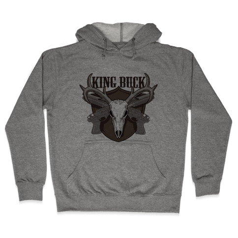 King Buck Hooded Sweatshirt