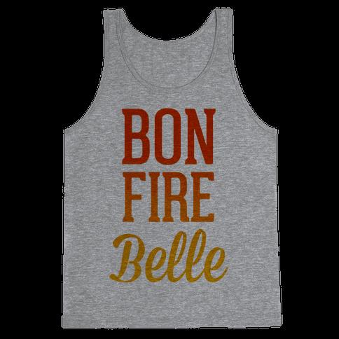Bonfire Belle Tank Top