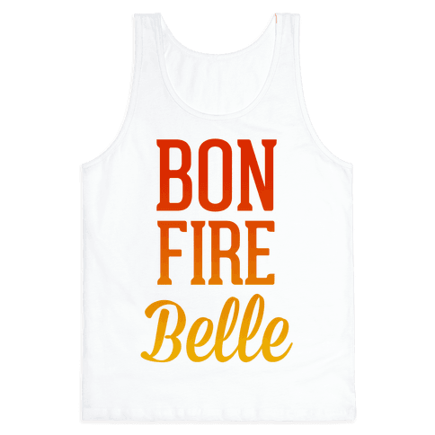 Bonfire Belle Tank Top