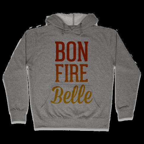 Bonfire Belle Hooded Sweatshirt