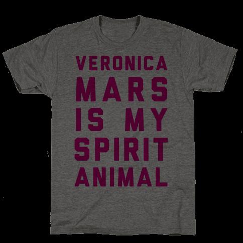 Veronica Mars Is My Spirit Animal Mens T-Shirt