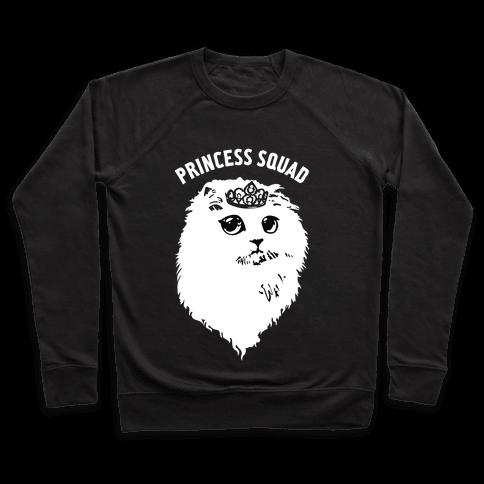 Princess Squad Pullover