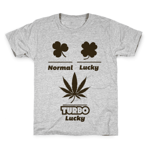 Turbo Lucky Kids T-Shirt