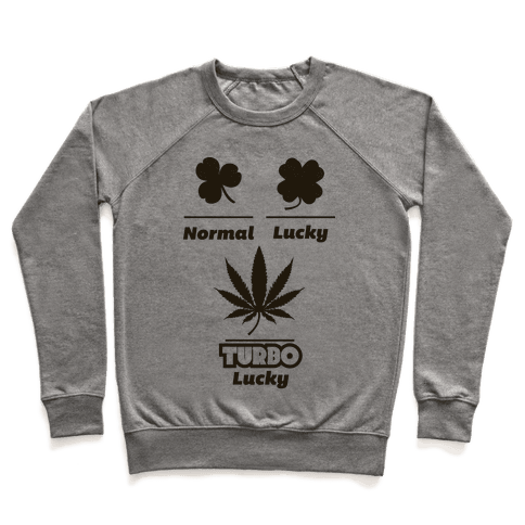 Turbo Lucky Pullover