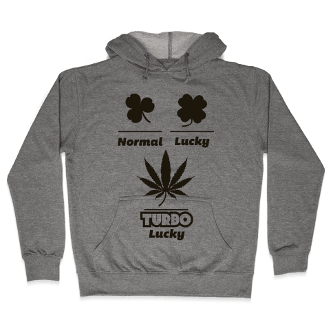 Turbo Lucky Hooded Sweatshirt