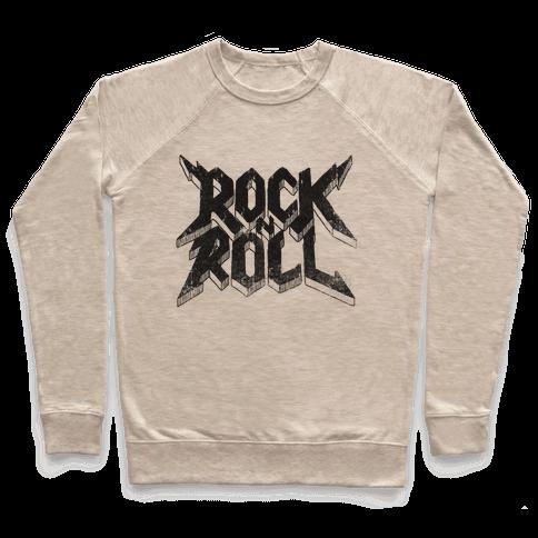 Rock n Roll (vintage) Pullover