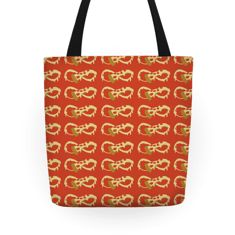 Infinity Pizza Tote