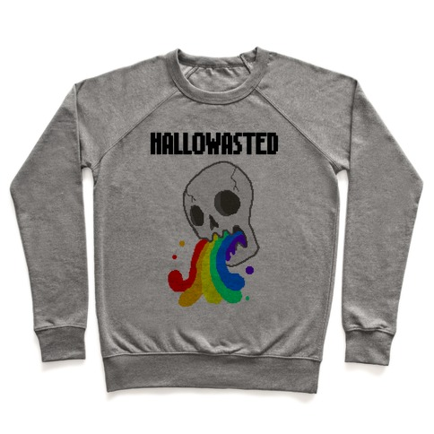 Hallowasted Pullover