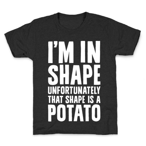 1e3b5416 Best Selling Potato T-Shirts   LookHUMAN