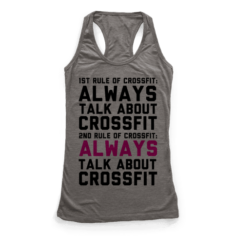 The Rules of Crossfit