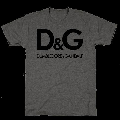 D & G (Dumbledore and Gandalf)