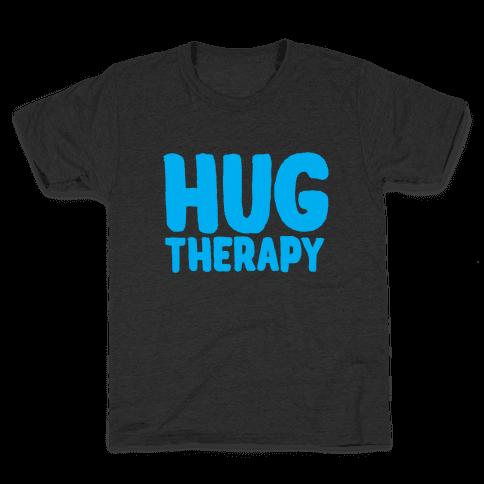 Hug Therapy Kids T-Shirt